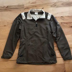 Nike Golf Pullover Windbreaker Jacket Coat XS